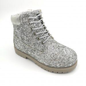 Rock & Joy batai sidabriniai